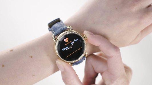 Chytré hybridní hodinky Festina SmarTime